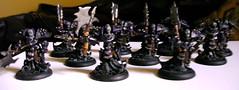 All ten Bane Thralls (frazer1987) Tags: warmachine cryx