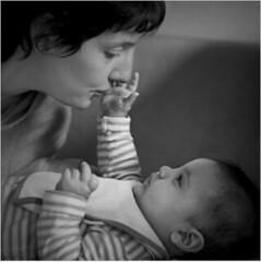 foto: madre e neonato