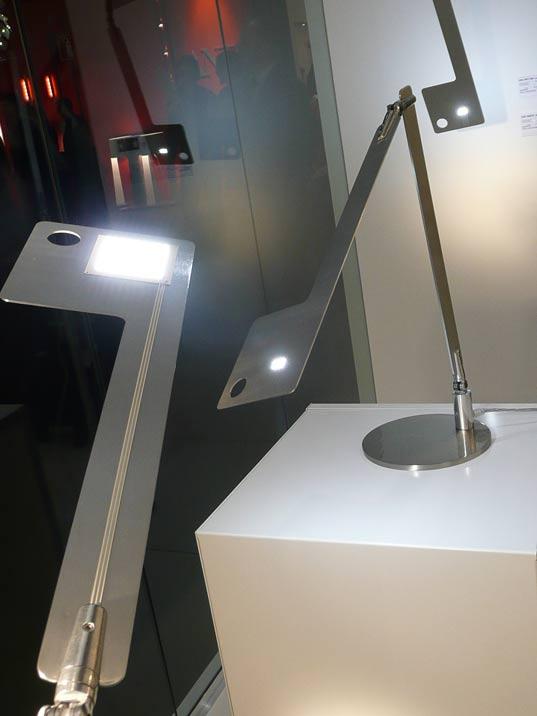 sustainable design, green design, milan furniture fair 2009, euroluce, energy efficient lighting, led lighting