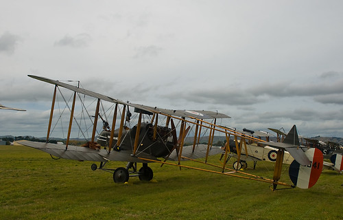 FE2B, Masterton, New Zealand, 25 April 2009