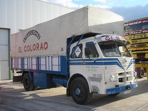 Pegaso 1061 a Burgos