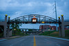 route 66 pedestrian bridge