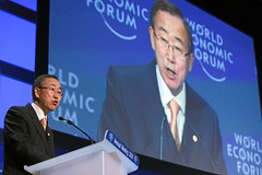 Ban Ki-moon - World Economic Forum Annual Meet...