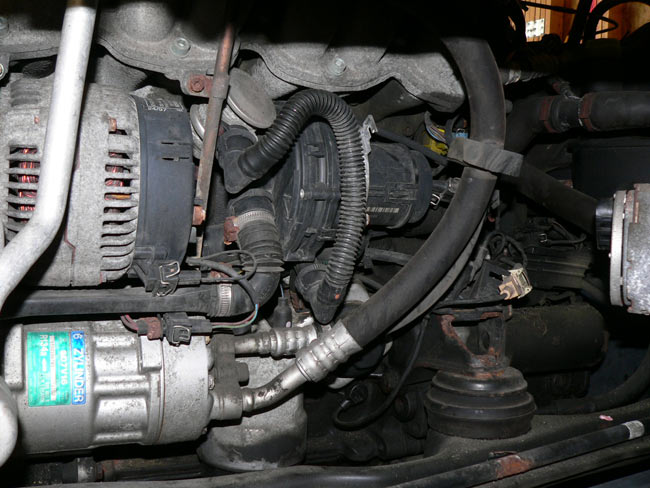 VWVortex com - DIY A/C (air conditioning) replacement on
