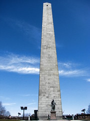 2008-03-22 03-23 Boston 058 Bunker Hill Monument (Allie_Caulfield) Tags: new england usa monument sunshine boston america geotagged coast photo spring highresolution flickr downtown foto image massachusetts united von picture newengland fre