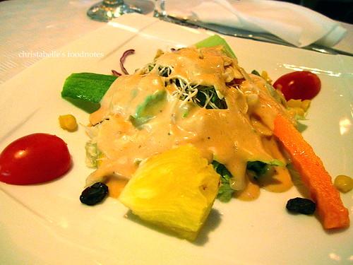 特香齋生菜沙拉