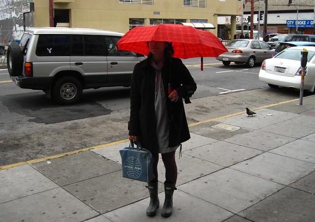 me y wet pigeon