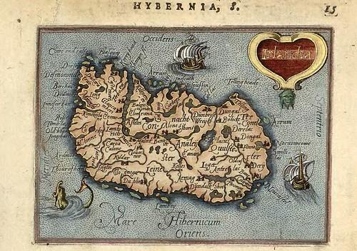 010-Irlanda-Theatri orbis terrarum enchiridion 1585