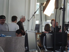 Inclusion Films Crew at Work