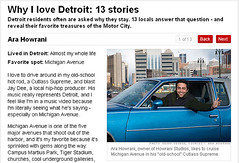 Why I and Everyone Else Love Detroit