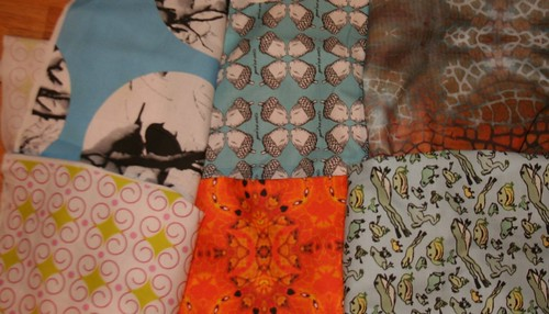 Spoonflower contest fabrics for 5-11-2009