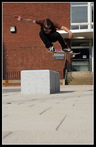 Chris Barret Switch Ollie shifty