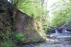 ruined watermill (gordonjc) Tags: mill industry scotland ruin falls lynn watermill dalry ayrshire lynnglen northayrshire garnockvalley