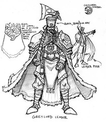 greylord concept (U.N.I.T) Tags: concept warmachine privateerpress