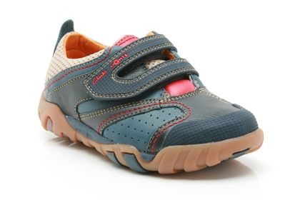 F Clarks Baby Shoes