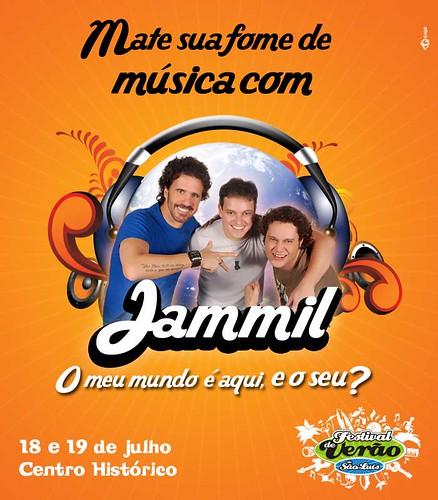 JAMMIL É UM PRATO CHEIO por Central de Eventos & Marafolia X5.