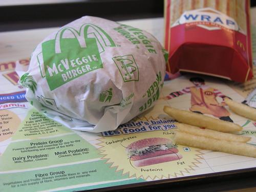 McDonald's at Total Mahal 3
