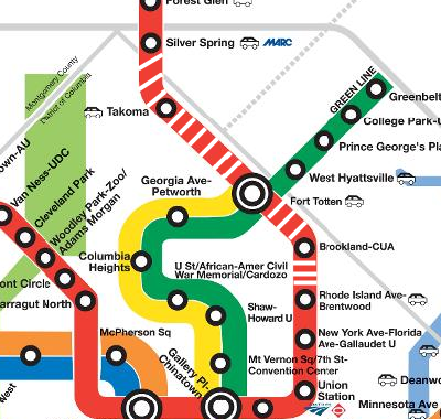 Dc Metro Map Green Line.In The Aftermath Of The Metro Crash Tips For Tuesday We Love Dc