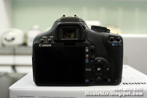 500D back view