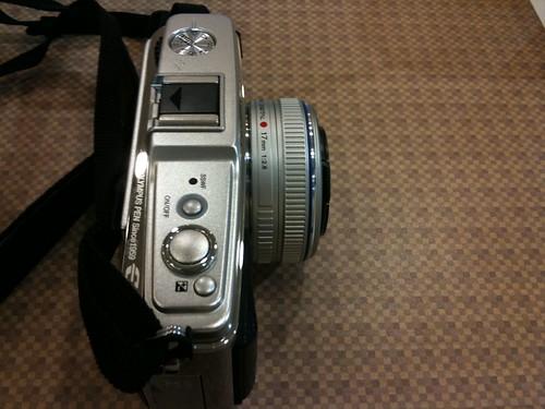 E-P1 + M.Zuiko 17mm F2.8