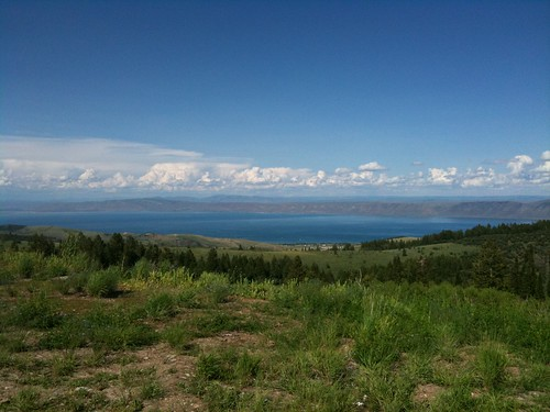 Bear Lake in Utah