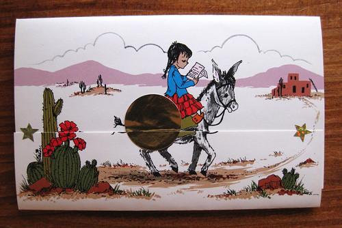 desert postalette