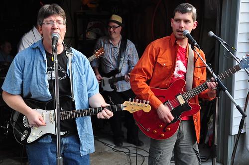 The Stumblers at Liquor Pig Fest