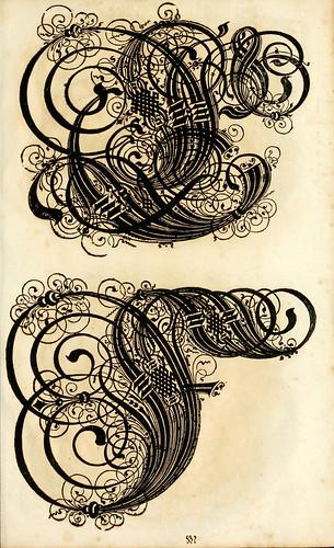 015--Kunstrichtige Schreibart  allerhand Versalie..Paul Frank 1655