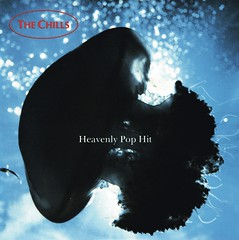 Heavenly Pop Hit - 4 Track CD Front Cover by Chillblue