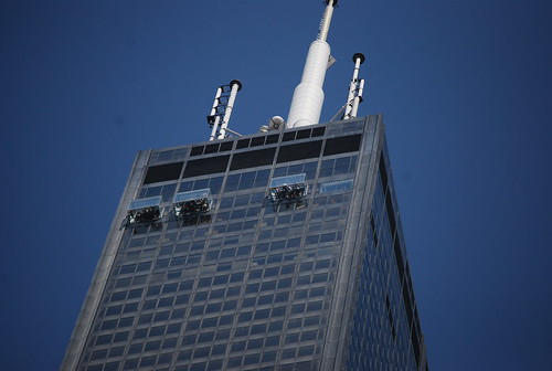Chicago, IL - Sears Tower Skydeck
