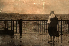 Sway Of The Sea (Terrell Solana) Tags: sea reflection bay pier alone florida prayer awareness pensacola uncertain decision solana transcending selving deepuntodeep