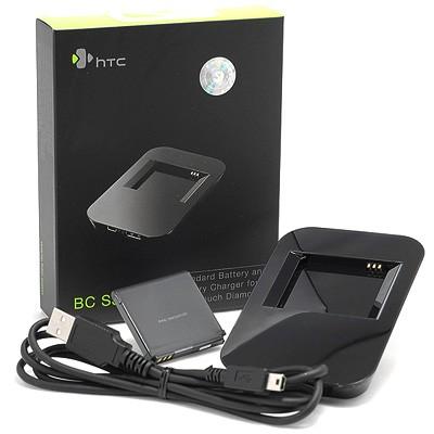[維修心得分享] HTC Touch Diamond 電池充電器燈號不亮問題