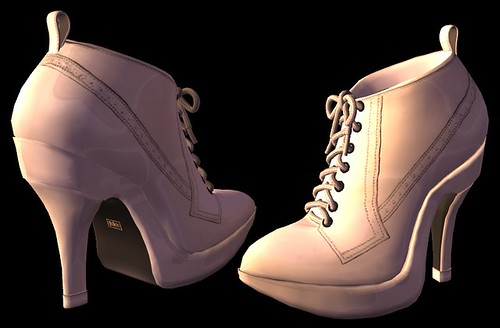 Juicy Victorian Boots