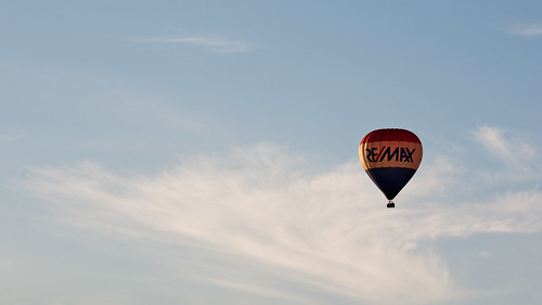Remax Balloon Flight