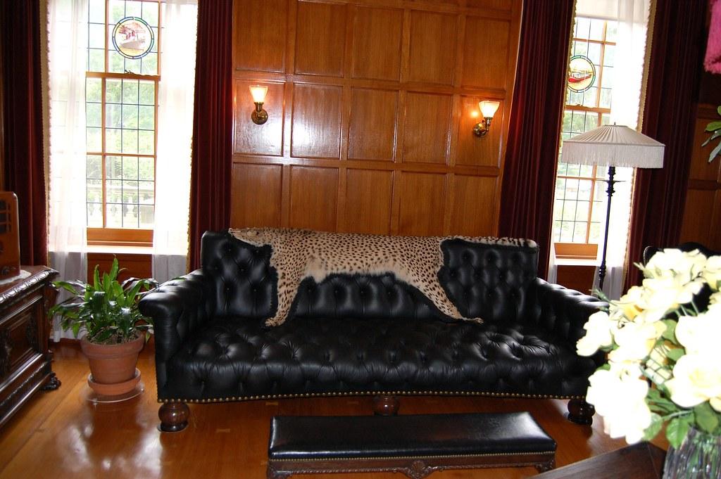 Billiard  Room /  Sitting  Room - Eastman House