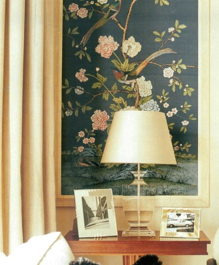 de Gournay wallpaper