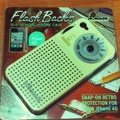 HOMADE retro iphone case