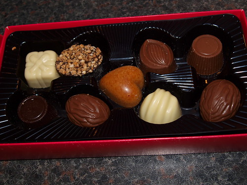 Plush Belgian Chocolate Selection