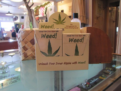 unleash your inner hippie with weed!