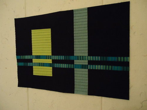 QAYG Log Cabin 2011 by MariQuilts