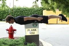Plank You (Daveblog) Tags: josh plank planking