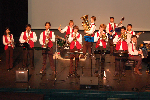 The Jazzinators (Pleasanton Youth Music Festival)