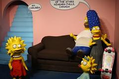 Wax Simpson (kenyaya) Tags: ontario canada canon rebel niagarafalls casino niagara falls xs fallsview 1000d