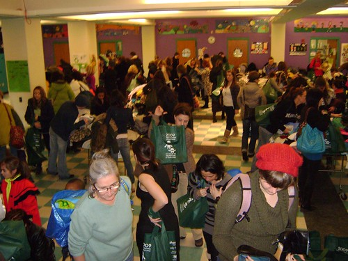 Boston  Clothing Swap 018