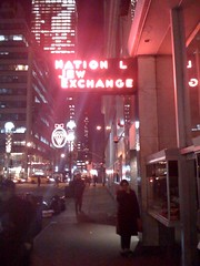 National Jewelers Exchange (cphoffman42) Tags: newyorkcity neon manhattan diamonddistrict nationaljewelersexchange nationaljewelryexchange