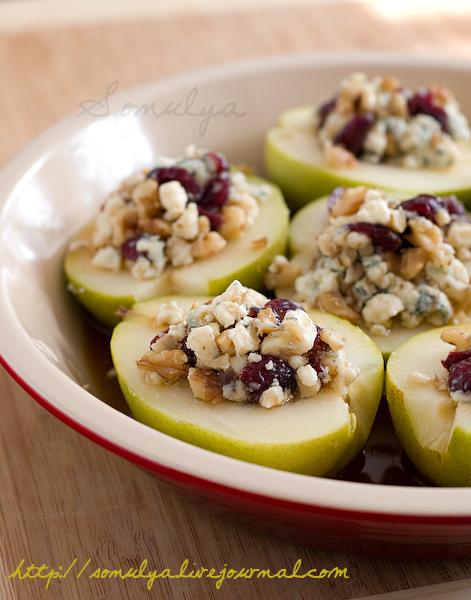 Roasted Pears Prep