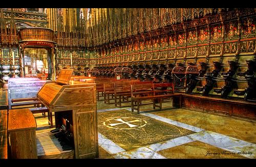 Catedral-de-Barcelona---Zona Central Oratorio