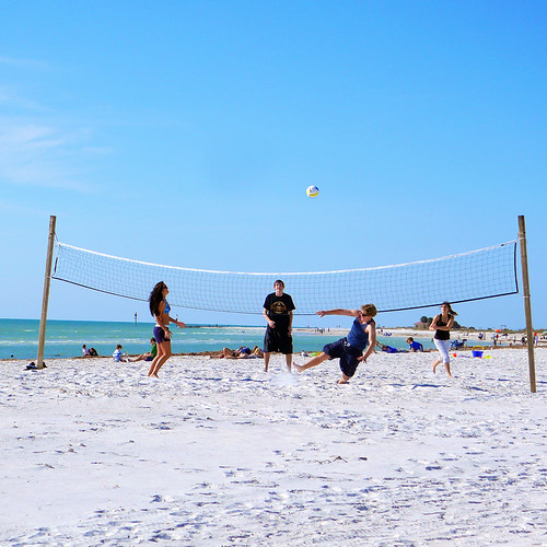 Day 4 : Beach Volley