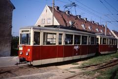 linie polska 11 polen motor 011 n1 155 beiwagen tramwaj elblag chorzów triebwagen konstal elbląg 5n elbing oruska