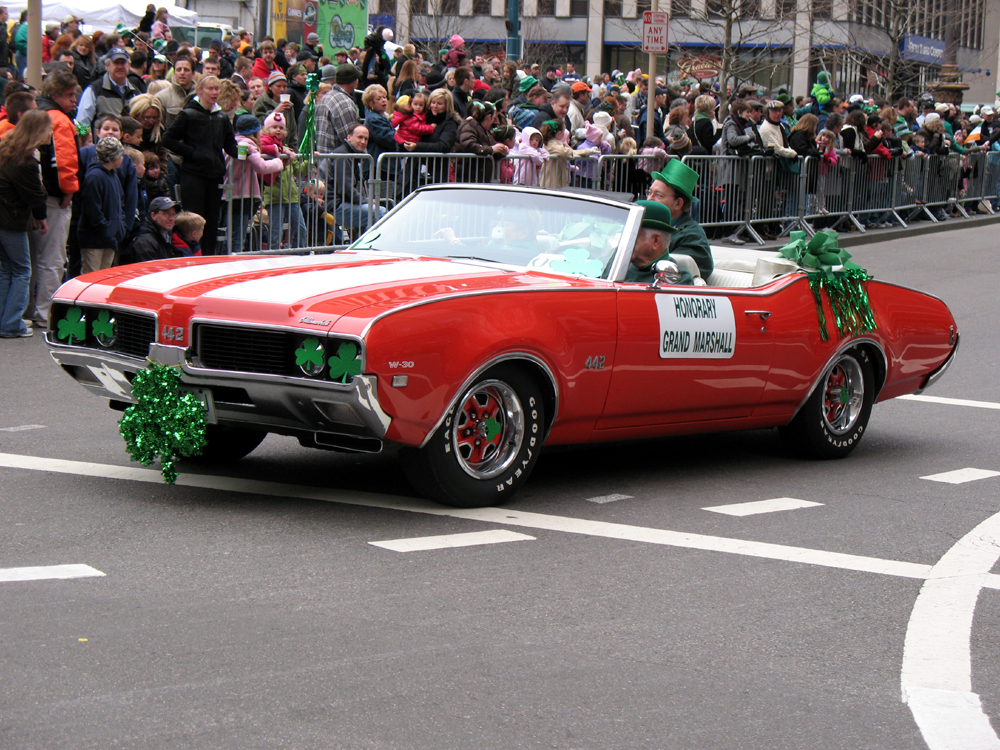 St Pat's 2009